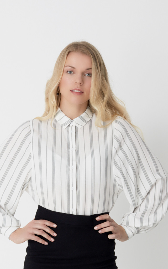 Pinstripe Shirt by No Ordinary Suit