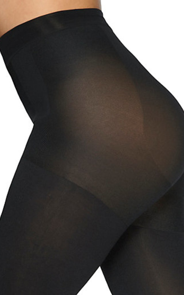 Support Slimming Shaping Tights - Black 60 Denier 1 Pair by Queen of the Crop