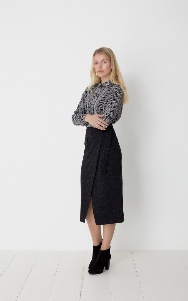 Jersey Skirt by No Ordinary Suit