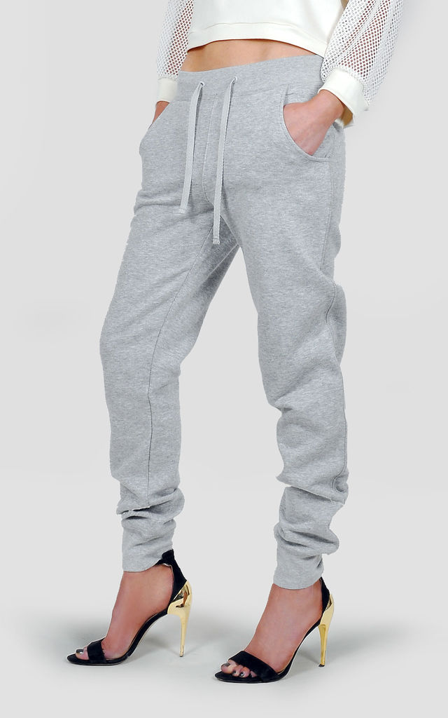 Slim fit joggers by The Left Bank