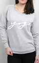 Yogi Scoop Neck Sweater by Letter Clothing Company