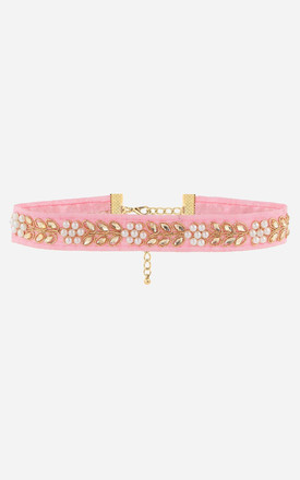 DORIS Pearl & Jewel Choker by Rock N Rose