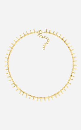 ARLO Drop Chain Necklace by Rock N Rose