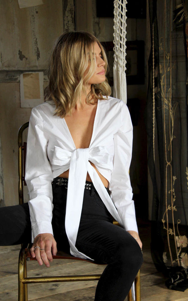 Pippa Crop by SilkFred Clipper