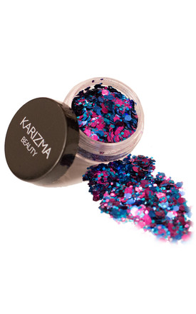 Mermaid Chunky Glitter by Karizma