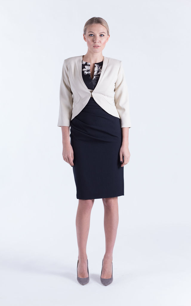 Aria jacket by JEVA FASHION