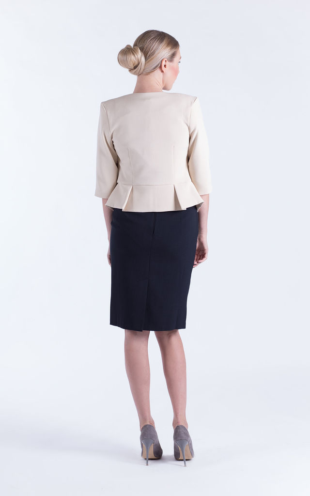 Ageta jacket by JEVA FASHION
