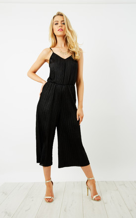 Black Tie Jumpsuit by Glamorous Product photo