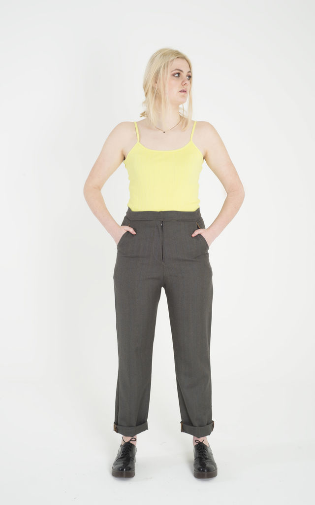 Frankie - Trousers by Madia & Matilda