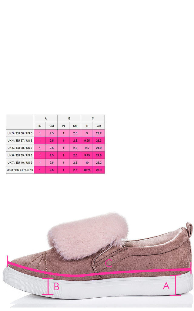 BONBON Furry Flat Loafer Shoes - Pink Suede Style by SpyLoveBuy