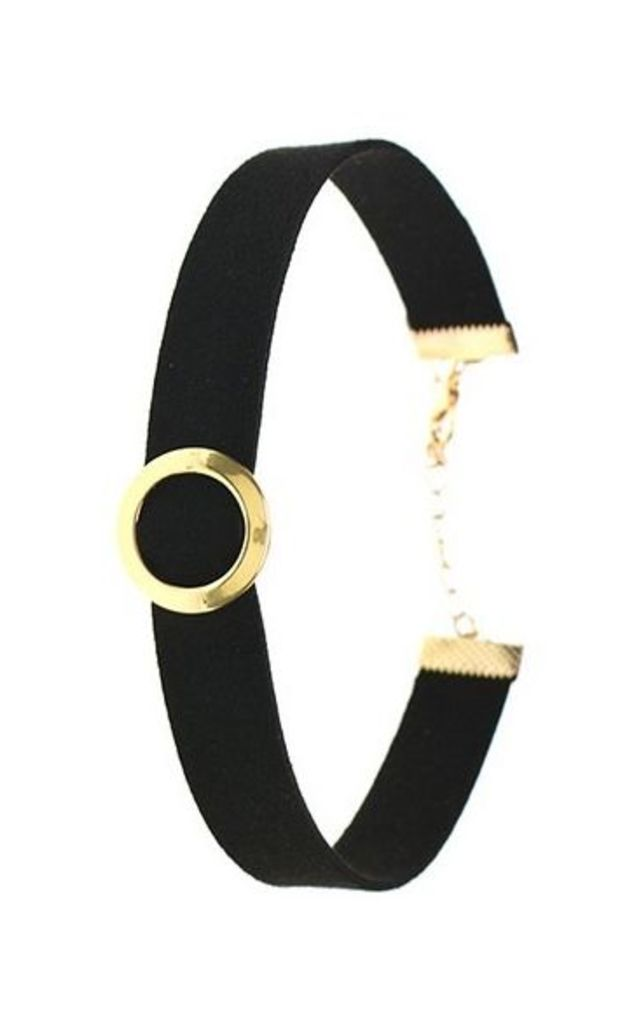 Doris Circle Choker by Kiki Belle