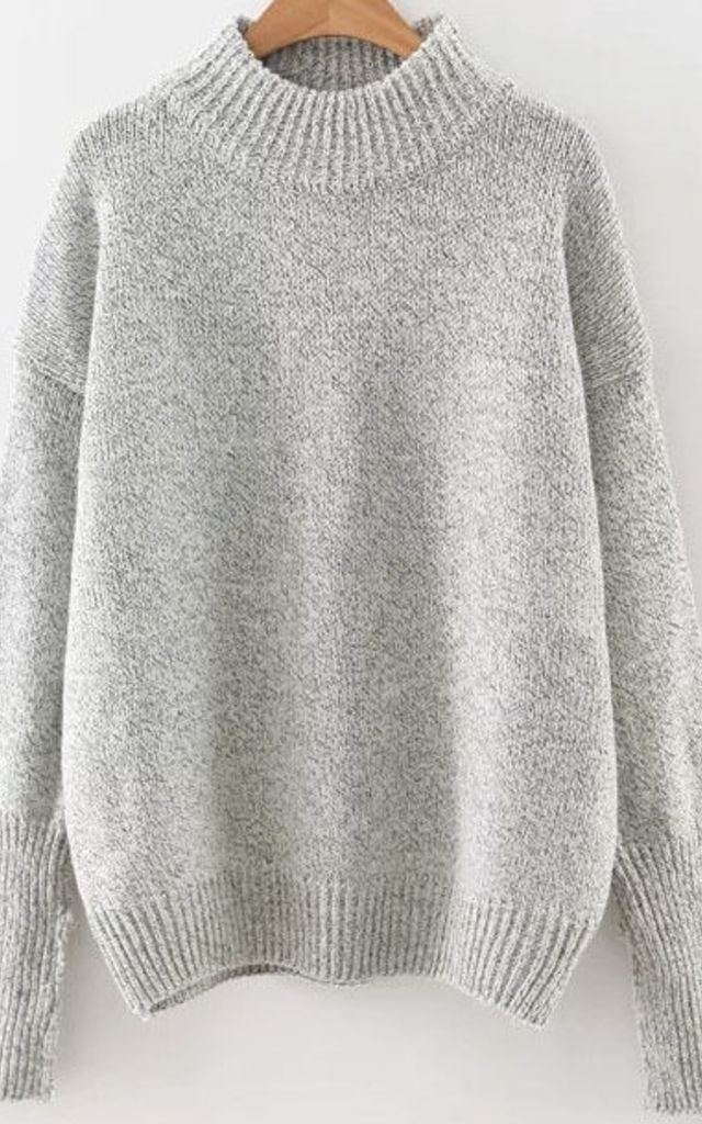 Grey Jumper by HAUS OF DECK