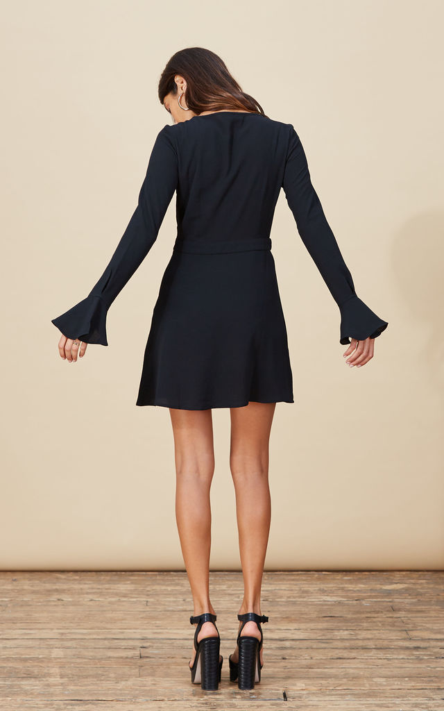 Madigan Dress in Black image