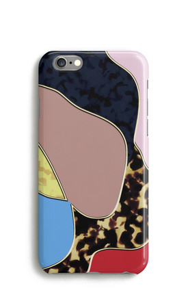 Bubble Leopard Print Phone Case by Harper & Blake Product photo