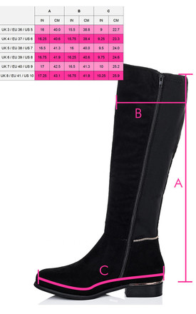 PROVENCE Zip Flat Stretch Knee High Tall Boots - Black Suede Style by SpyLoveBuy