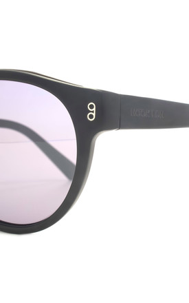 Brook Black Sunglasses by Hook LDN