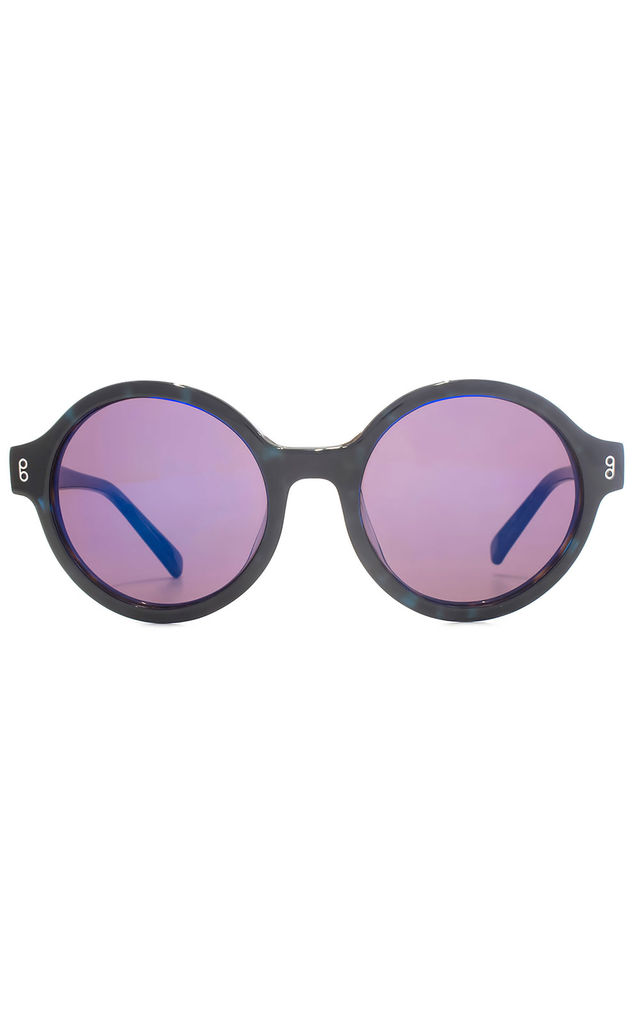 Pavilion Blue Sunglasses by Hook LDN