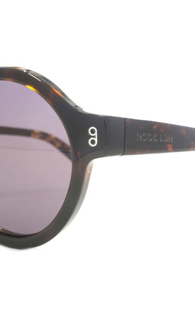 Pavilion Tortoiseshell Sunglasses by Hook LDN