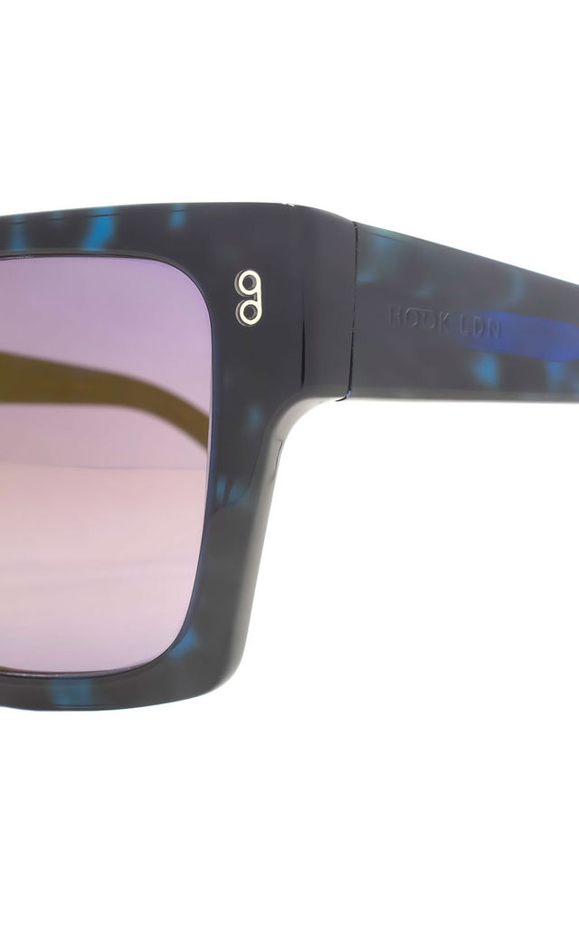 Union Blue Sunglasses by Hook LDN