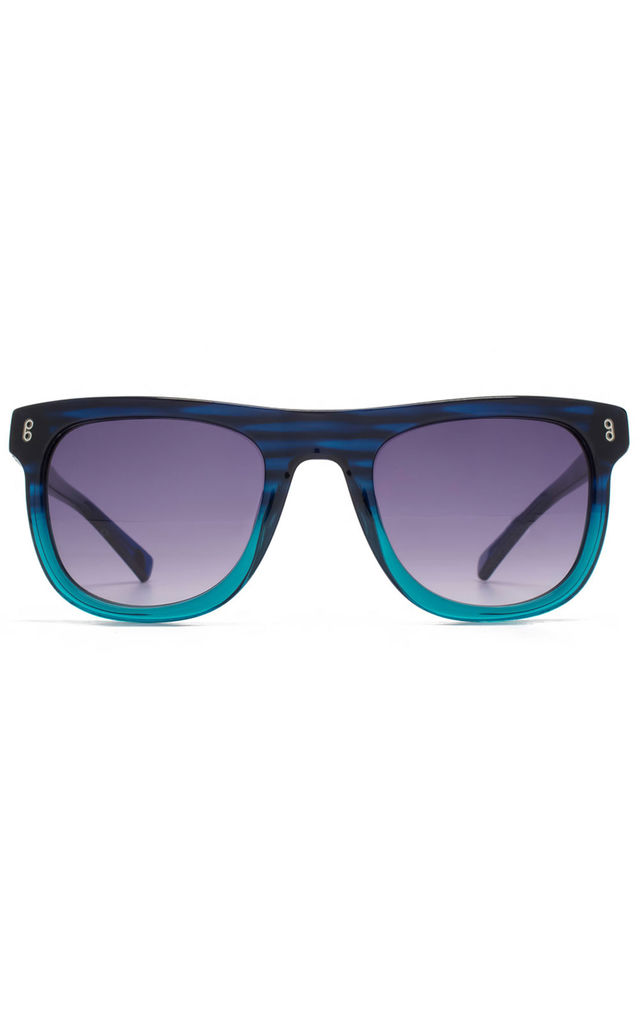 Latitude Blue Sunglasses by Hook LDN