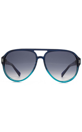 Juke Blue Sunglasses by Hook LDN