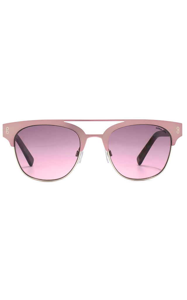 Faraway Pink Sunglasses by Hook LDN