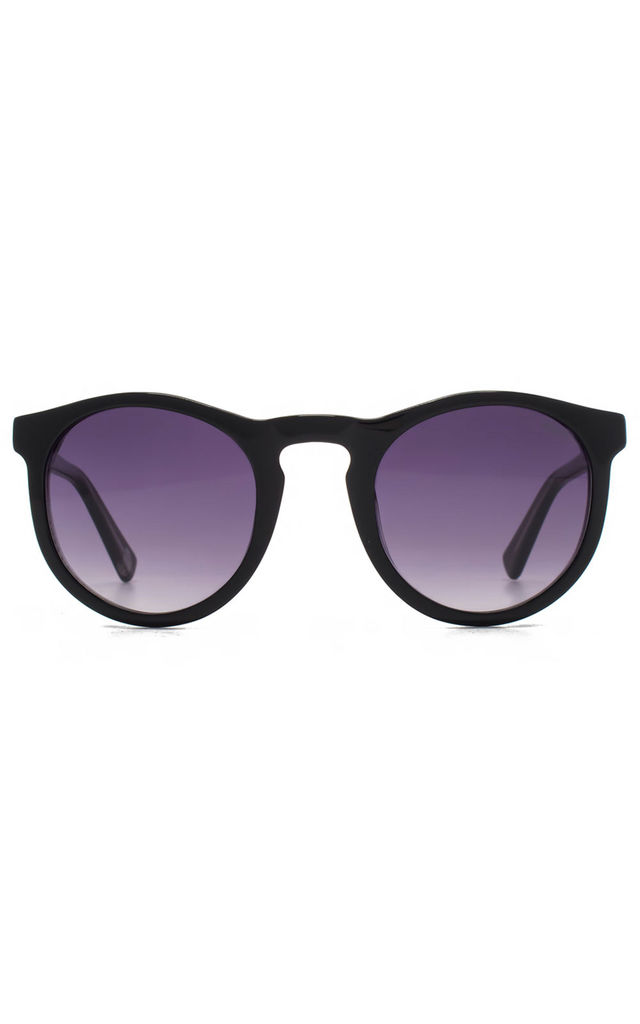 Parklife Black Sunglasses by Hook LDN