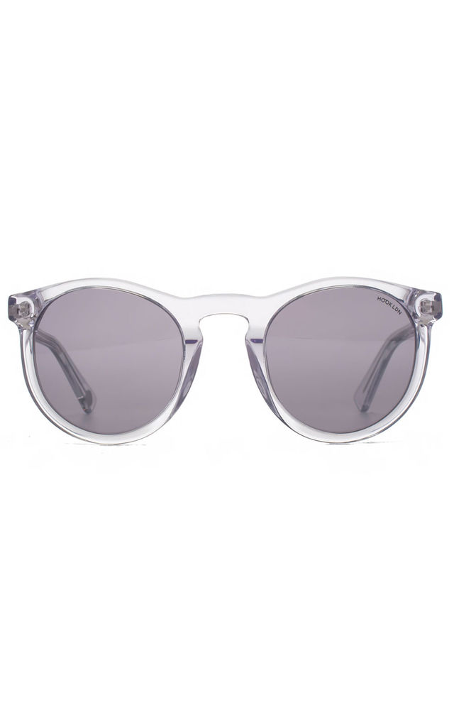Parklife Clear Sunglasses by Hook LDN