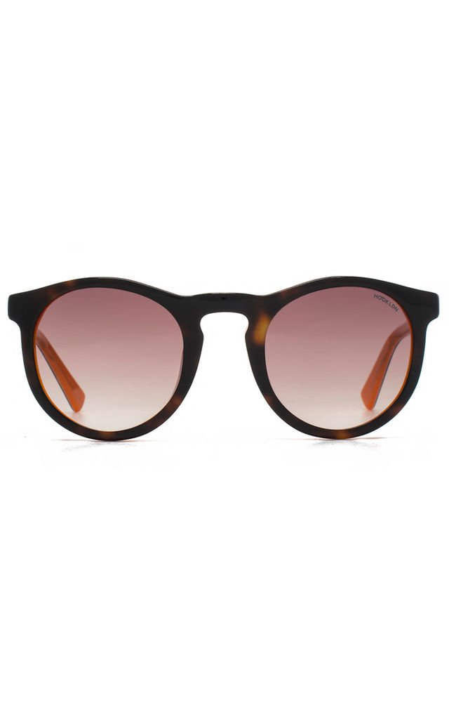 Parklife Orange Sunglasses by Hook LDN