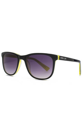 Rhapsody Lime Sunglasses by Hook LDN