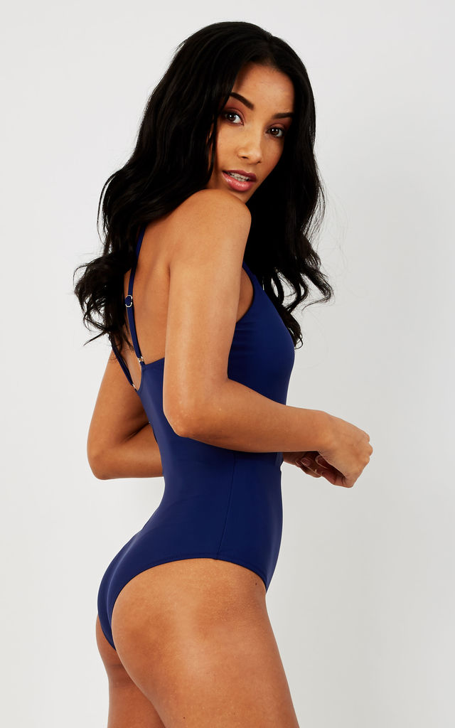 Maya Navy Swimsuit by BeachHeart