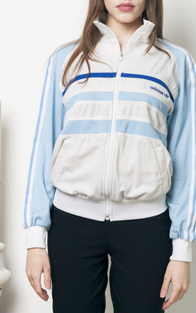90s vintage Adidas track top by Pop Sick Vintage