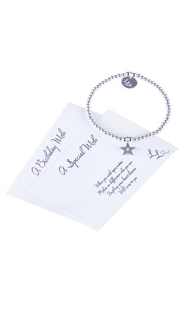 Special Wish Star Braclet by LL Loves UK Jewellery