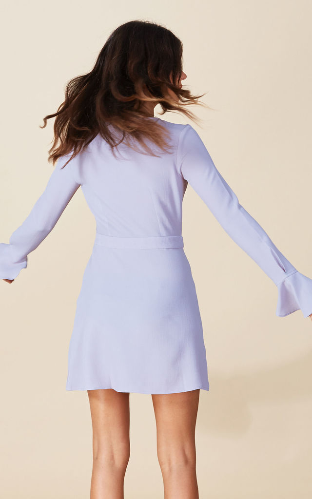 Madigan Dress in Lilac image