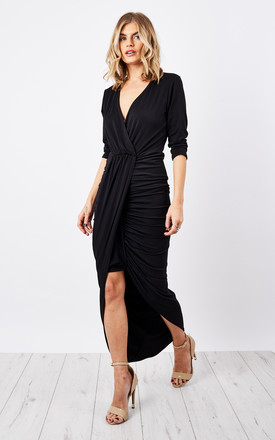 Black Jodie Dress by Never Fully Dressed Product photo