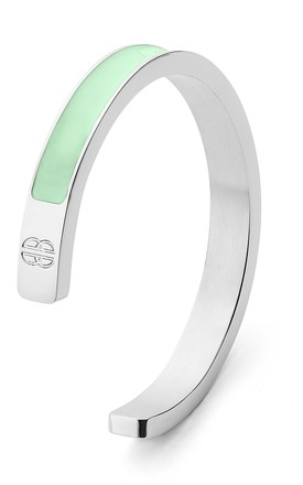 Chunky Cuff - Mint by Florence London
