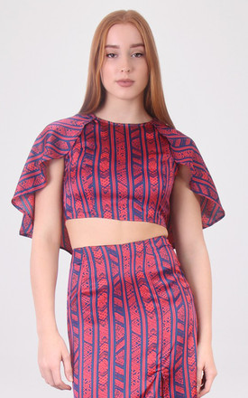 Print Asymmetric Top by MISSTRUTH