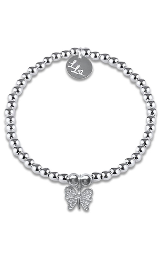 Olivia Crystal Butterfly by LL Loves UK Jewellery