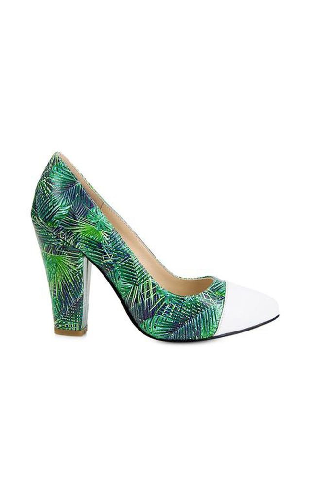 Beaulieu Print by Yull Shoes