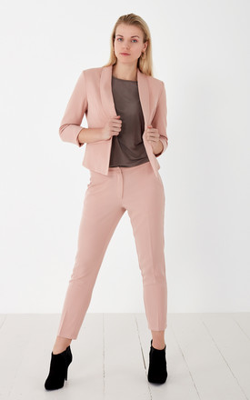 Halle Pink Trousers by No Ordinary Suit