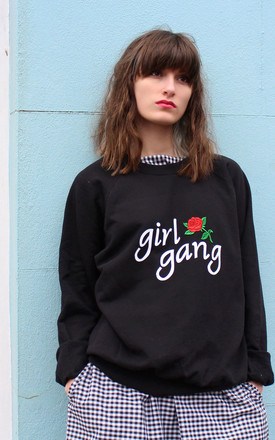 Girl Gang Sweater by Tallulah's Threads