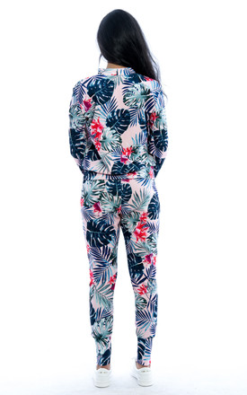 Tropical Print Co-Ord Set - Multicolour by Npire London