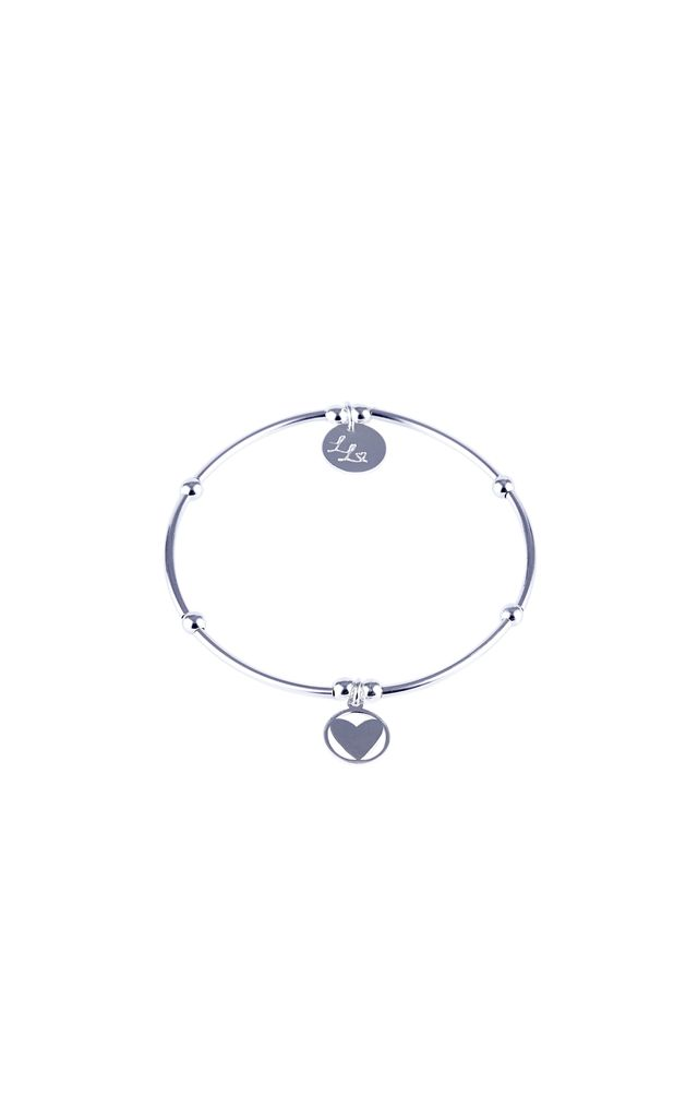 Edna Signature Heart by LL Loves UK Jewellery