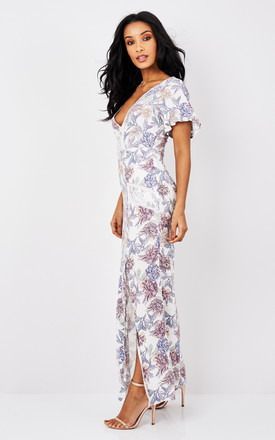 Mysterious Maxi Dress by Mink Pink