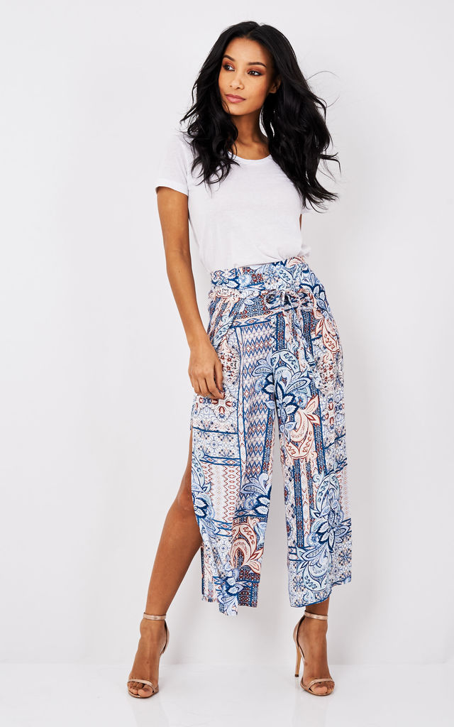 Marrakech Tie Pants by Mink Pink