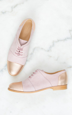 Gigi Nude shoes by House of Spring