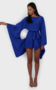 Holly Dress Royal Blue by Bullet