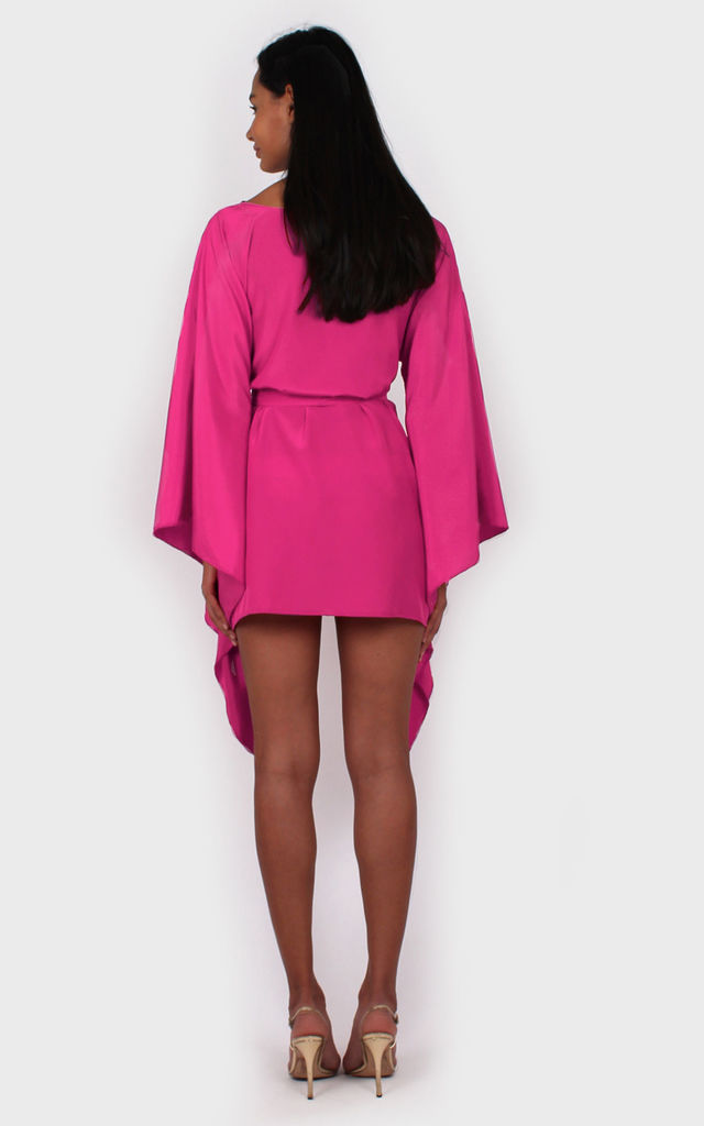 Holly Dress Pink by Bullet