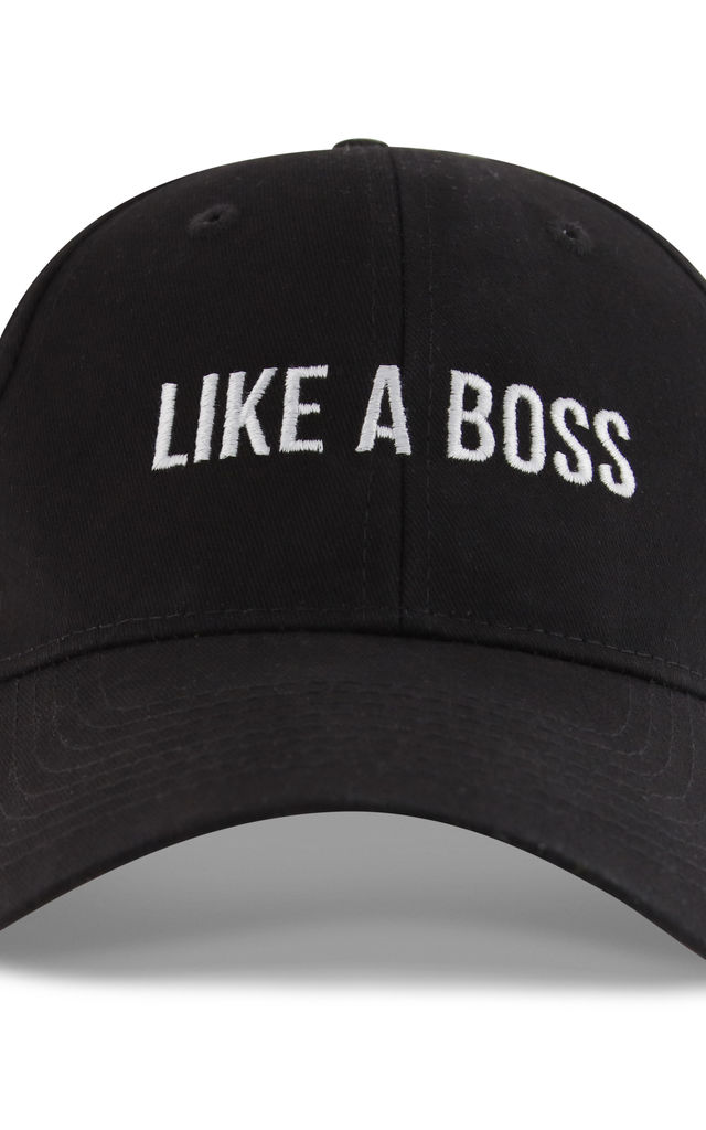 Like A Boss Cap by Adolescent Clothing