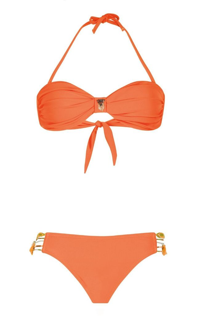 Uniswim Orange Bikini by Hipanema - Amenapih